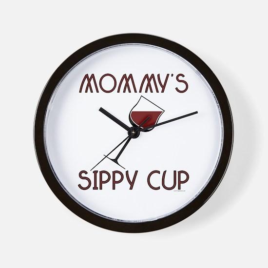 mommy's Wall Clock
