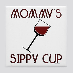 mommy's Tile Coaster