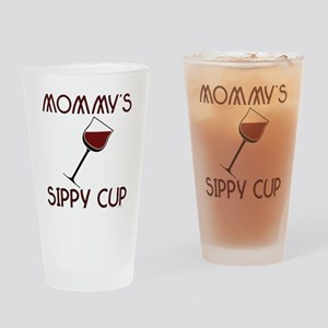 mommy's Drinking Glass