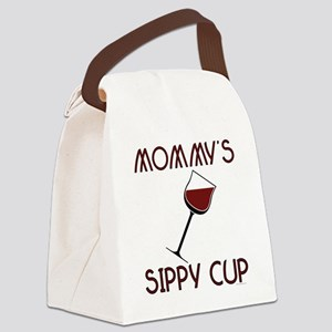 mommy's Canvas Lunch Bag