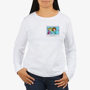 Crazy Best Friends Women's Long Sleeve T-Shirt