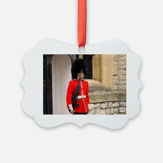 Queen's Guard Ornament