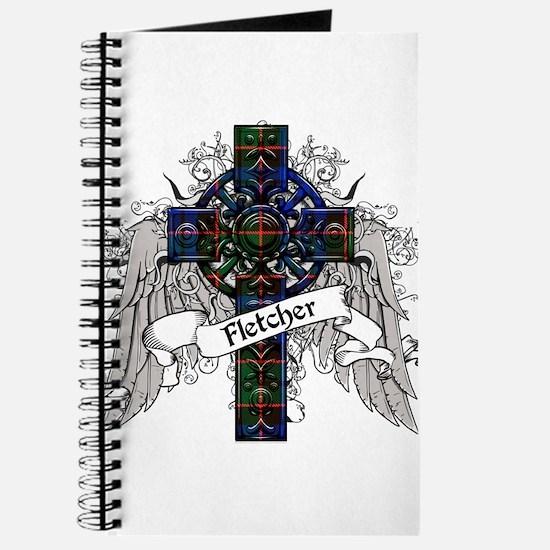 Fletcher Tartan Cross Journal