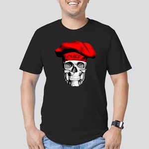 Red CHef Skull T-Shirt