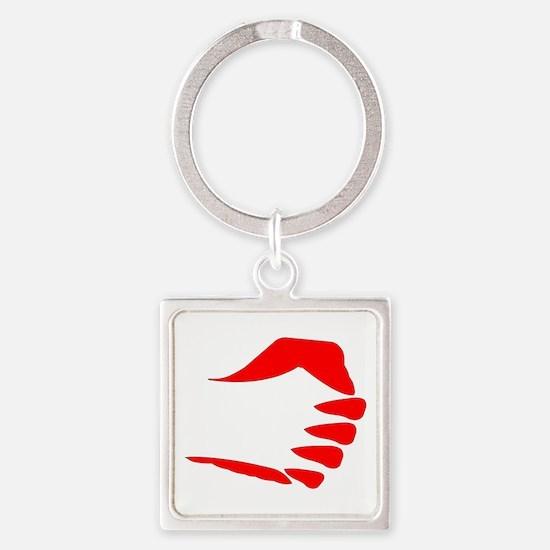 Vertical Fist Keychains