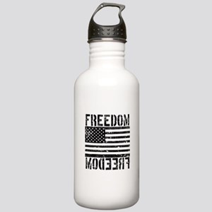 Freedom US Flag Stainless Water Bottle 1.0L