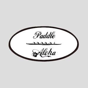 Paddle Aloha Kane Patches