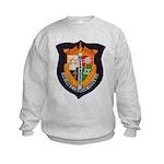 USS JOHN C. CALHOUN Kids Sweatshirt