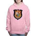 USS JOHN C. CALHOUN Women's Hooded Sweatshirt