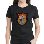 USS JOHN C. CALHOUN Women's Dark T-Shirt