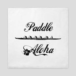Paddle Aloha Kane Queen Duvet