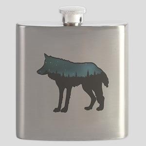 WOLF NIGHTLY Flask