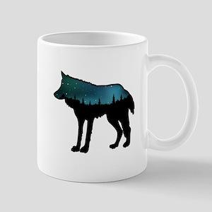 WOLF NIGHTLY Mugs