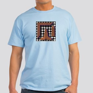 Masonic Working Tools No. 1 Light T-Shirt