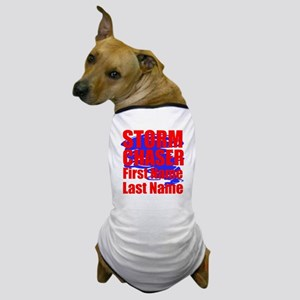 Storm Chaser Dog T-Shirt