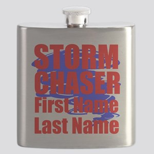 Storm Chaser Flask