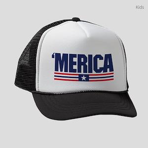 Merica Cap Kids Trucker hat