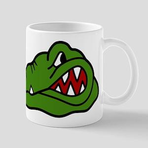 Gator Head Mugs
