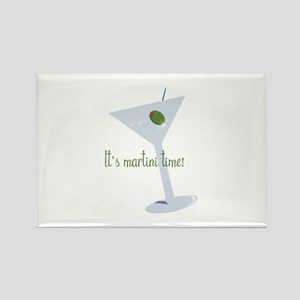 It's Martini Time! Magnets