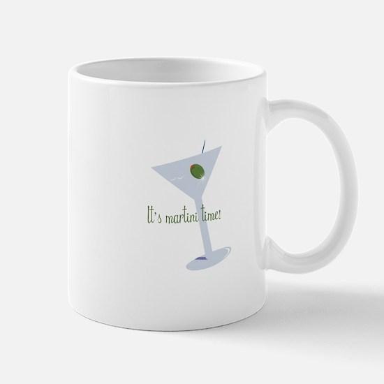It's Martini Time! Mugs