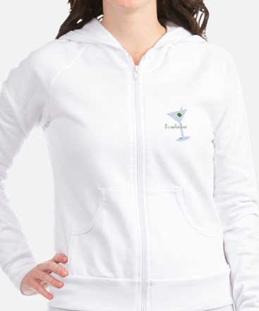 It's Martini Time! Fitted Hoodie