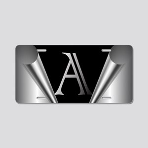 Steel Peel (A) Aluminum License Plate