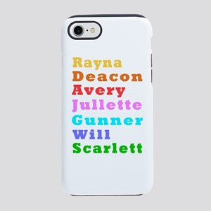 Nashville TV iPhone 7 Tough Case