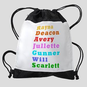 Nashville TV Drawstring Bag