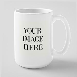 Monogrammed Initial Mugs