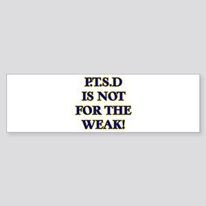 P Bumper Sticker