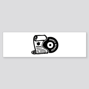 Psalm Reggae Logo Bumper Sticker