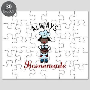ALWAYS Homemade Puzzle