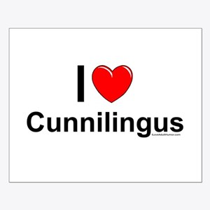 Cunnilingus Small Poster