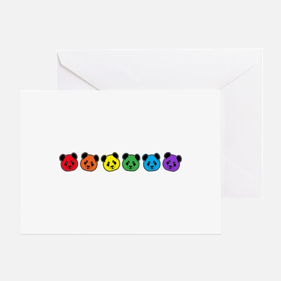 all bear inline 01 Greeting Card