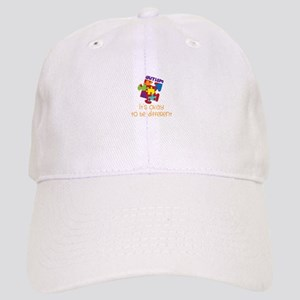 its okay to be different Baseball Cap