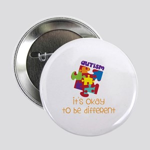 """its okay to be different 2.25"""" Button"""
