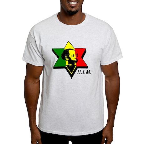 H.I.M. Haile Selassie I Light T-Shirt
