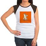 Women's Cap Sleeve Dance T-Shirt