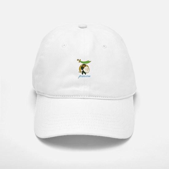 Princess Baseball Baseball Baseball Cap