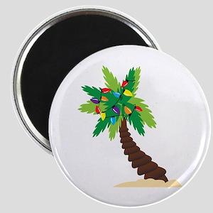 Christmas Palm Tree Magnets