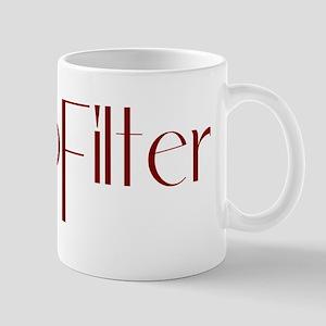 #NoFilter - crimson Mugs