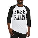 FREE PARIS Baseball Jersey