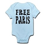 FREE PARIS Infant Bodysuit