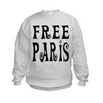 FREE PARIS Kids Sweatshirt