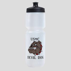 USMC DEVIL DOG Sports Bottle