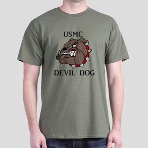 USMC DEVIL DOG T-Shirt