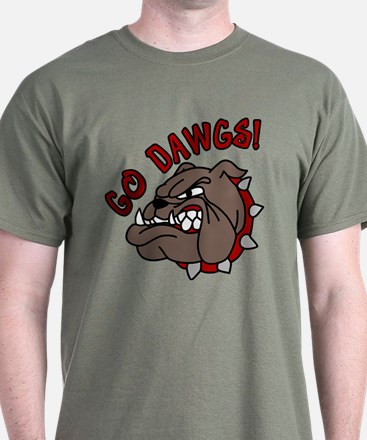GO DAWGS! T-Shirt