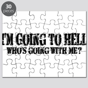 Going to hell Puzzle