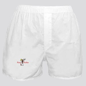 Body Builder Boxer Shorts