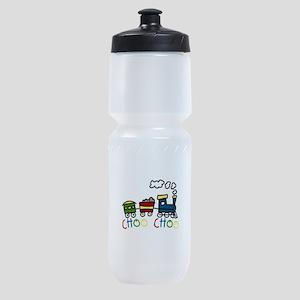 Choo Choo Sports Bottle